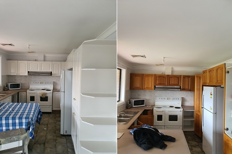 Renovation Painting Projects